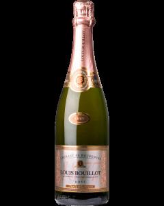 Louis Bouillot Perle d'Aurore Cremant de Bourgogne Rose