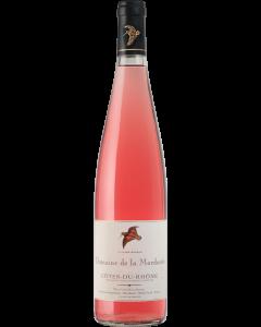 Mordoree Cotes du Rhone Rose La Dame Rousse 2018