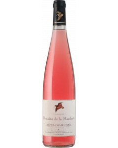 Mordoree Cotes du Rhone Rose La Dame Rousse 2019