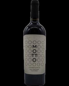 Motto Wines Zinfandel Unabashed 2014