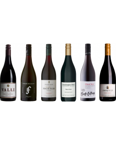 New Zealand Pinot Noir Tasting Case