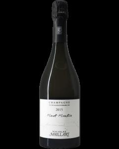 Champagne Nicolas Maillart Mont Martin 1er Cru 2015