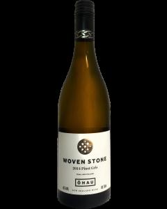 Ohau Woven Stone Pinot Gris 2014