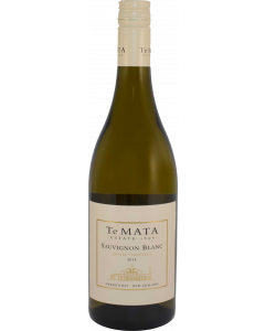Te Mata Sauvignon Blanc Estate Vineyards 2014