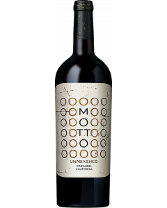 Motto Wines Zinfandel Unabashed 2016