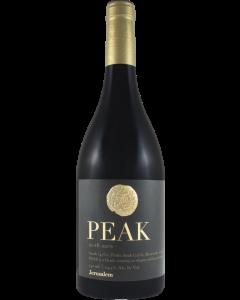 Psagot Peak 2016