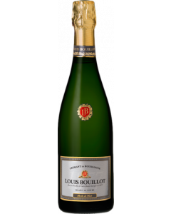 Louis Bouillot Perle de Nuit Cremant de Bourgogne Blanc de Noirs
