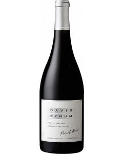 Davis Bynum Jane's Vineyard Pinot Noir 2015