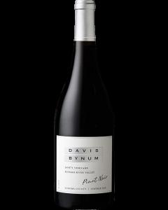 Davis Bynum Jane's Vineyard Pinot Noir 2017