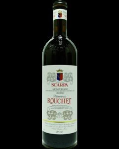 Scarpa Briccorosa Rouchet Monferrato Rosso 2011