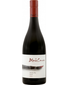 Blank Canvas Syrah 2015