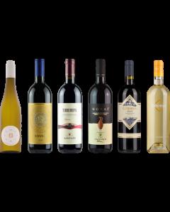 Sardinia Wine Tasting Case
