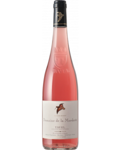 Mordoree Tavel Rose La Dame Rousse 2017