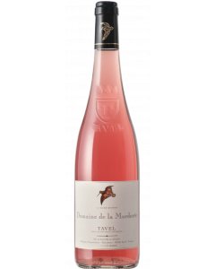 Mordoree Tavel Rose La Dame Rousse 2019