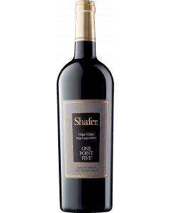 Shafer One Point Five Cabernet Sauvignon 2016