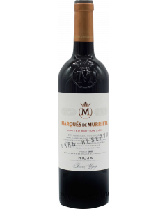 Marques de Murrieta Rioja Gran Reserva Limited Edition 2011