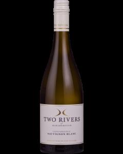 Two Rivers Convergence Sauvignon Blanc 2018