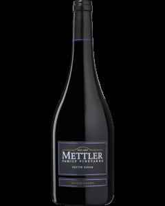 Mettler Petite Sirah 2016