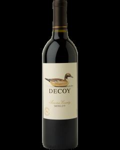 Duckhorn Decoy Merlot 2018