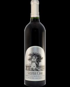 Silver Oak Alexander Valley Cabernet Sauvignon 2010