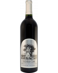 Silver Oak Alexander Valley Cabernet Sauvignon 2011