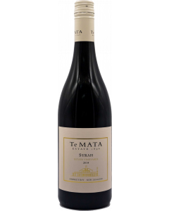 Te Mata Estate Syrah 2014