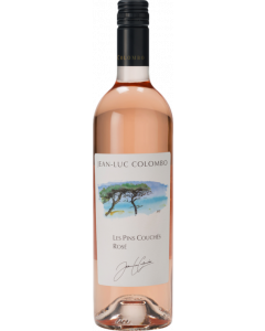 Jean-Luc Colombo Les Pins Couches Rose 2019