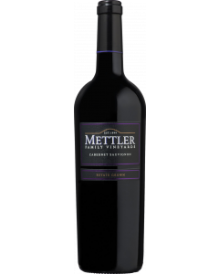 Mettler Cabernet Sauvignon 2016