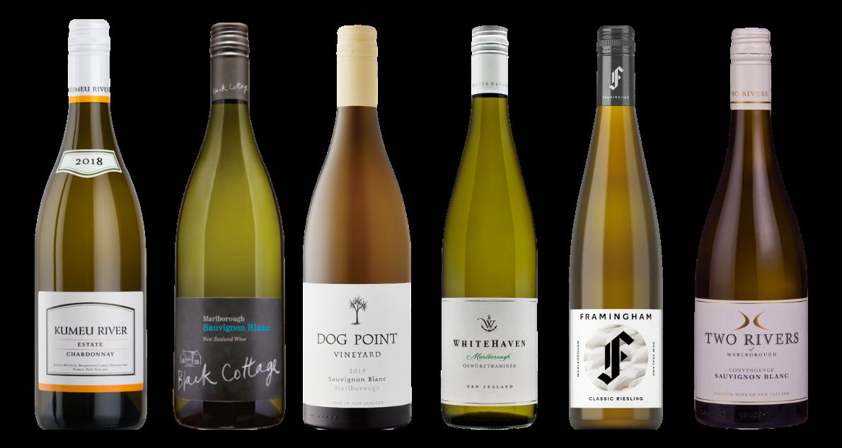 Bottle of New Zealand White Wine Case wine 0 ml