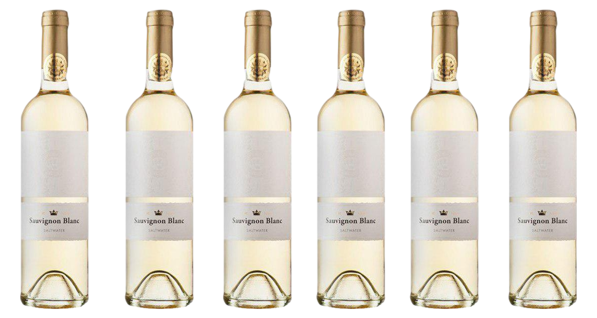 Bottle of Iuris Saltwater Sauvignon Blanc 2019 6 Bottle Case wine 0 ml